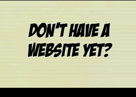 Dont Have A Website Yet