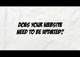 Does Your Website Need Updated?
